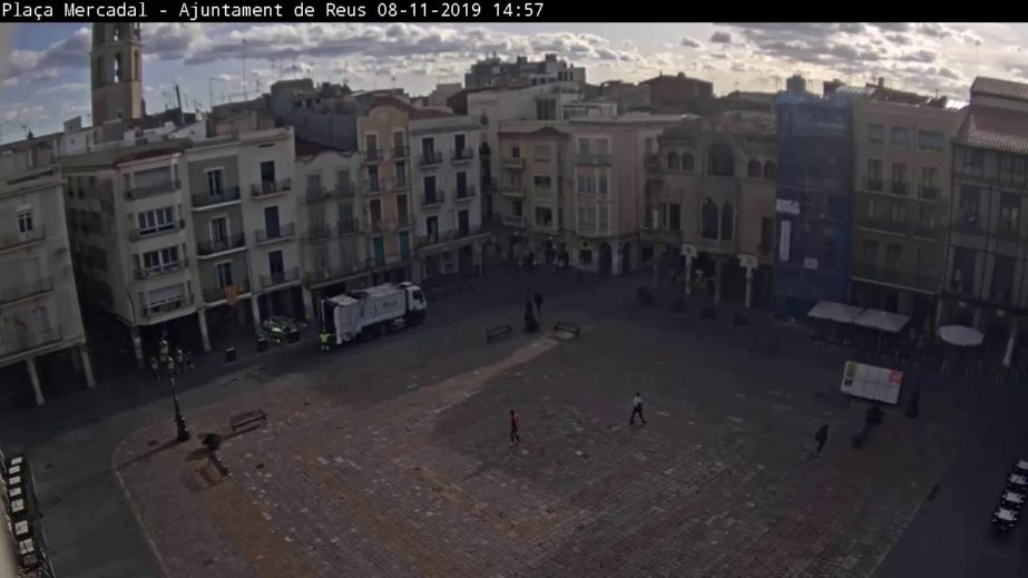 Plaça Mercadal Live Cam