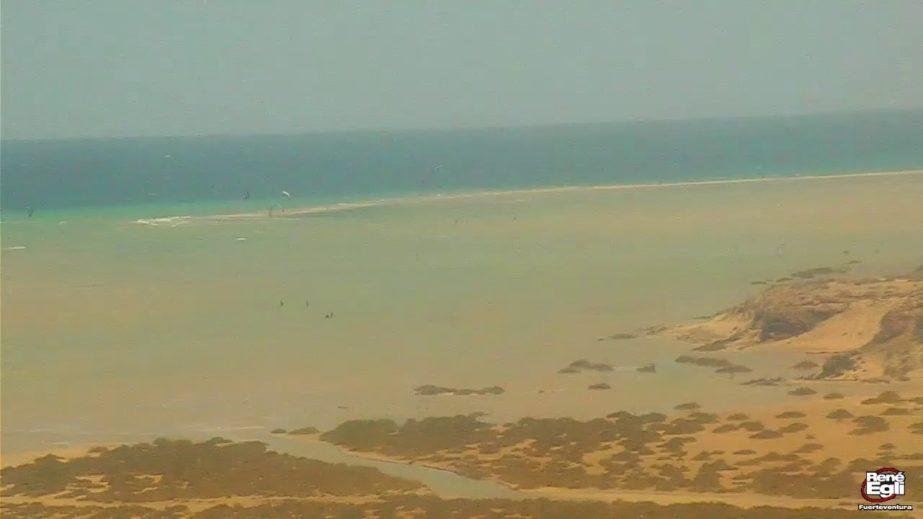 Playa de la Barca Live cam – Fuerteventura Spain 🇪🇸