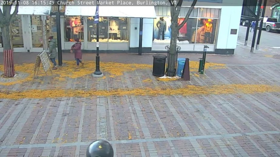 Church Street Live Cam Market Place – Vermont, USA 🇺🇸