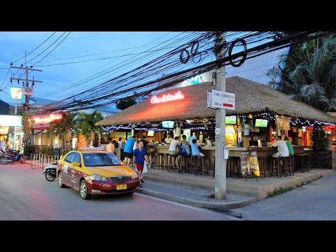 Live Cam Thailand, Bondi Aussie Bar & Grill Lamai 8