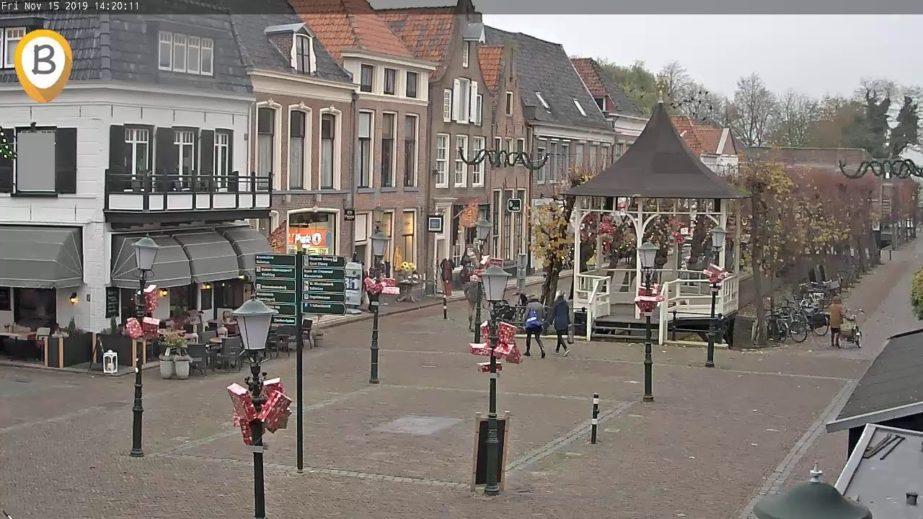 Elburg Live cam - Netherlands 🇳🇱 18