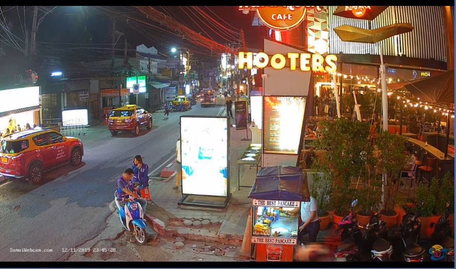 Absolut Ice Bar Live cam – Chaweng Koh Samui, Thailand 🇹🇭