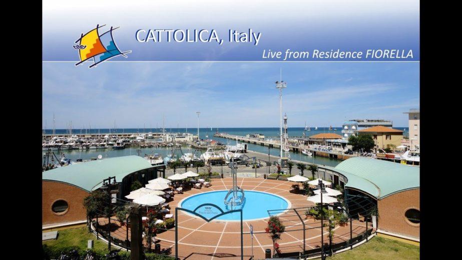 Live Cam Cattolica – Rimini, Italy 🇮🇹