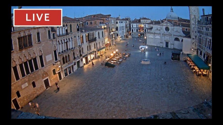 Ruzzini Palace Hotel Live Cam- Venice  Italy 🇮🇹