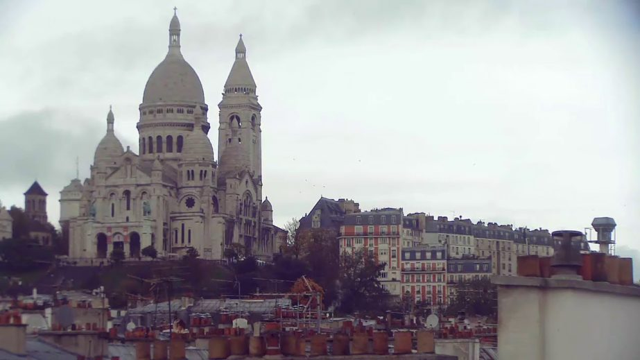 The Basilica Paris, Live cam France