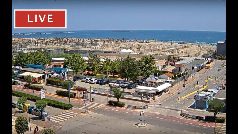 Chioggia Sottomarina, Venezia Beach Live Cam - Italy 🇮🇹 2