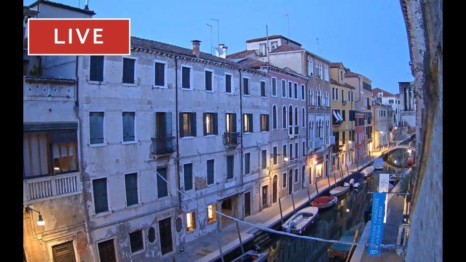 Hotel Pausania Live Cam Venice - Italy 🇮🇹 5