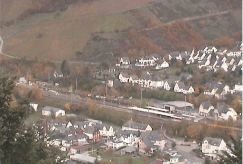 The Mosel Valley Live Cam Cochem Zell - Rhineland, Germany 🇩🇪 27
