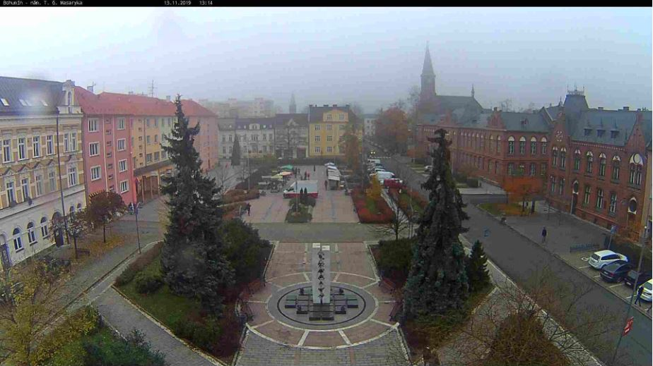 Ostrava City Live Cam - Czech Republic 🇨🇿 12