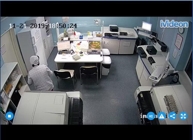 Immunochemistry Laboratory, Live Cam – Odessa, Ukraine 🇺🇦