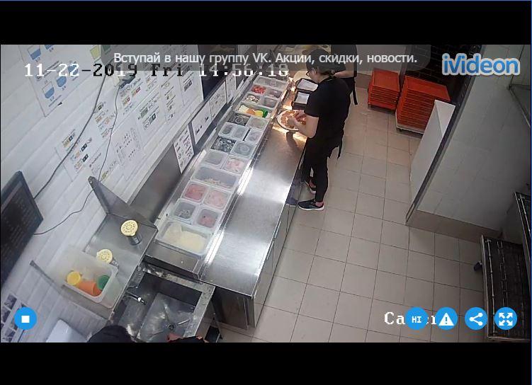 Dodo Pizza Restaurant, Kitchen Live Cam - Zelenograd, Russia 🇷🇺 7
