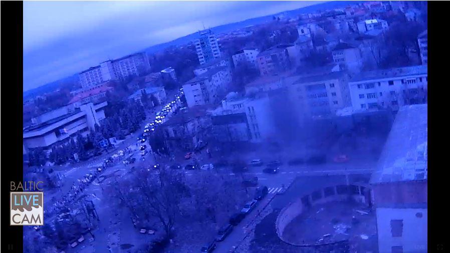 Live Cam Romania, Alba Iulia City. 4