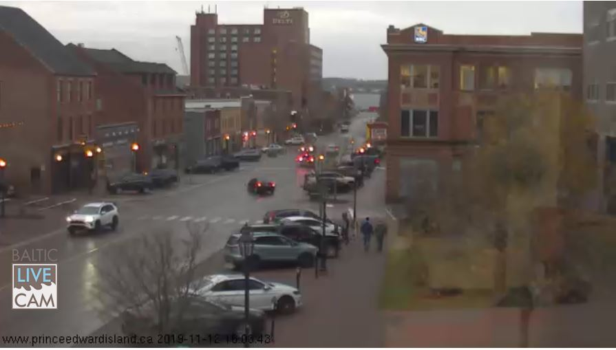Live Cam Canada, Charlottetown City Center 8