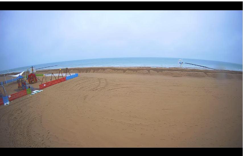 jesolo green beach live cam