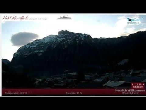 Live Cam Austria, Hotel Kanisfluh, Mellau