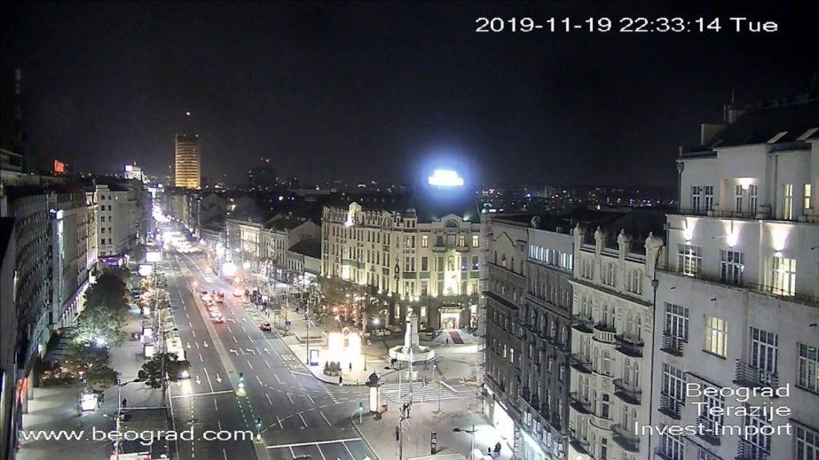 Live Cam Belgrade City, Serbia 1