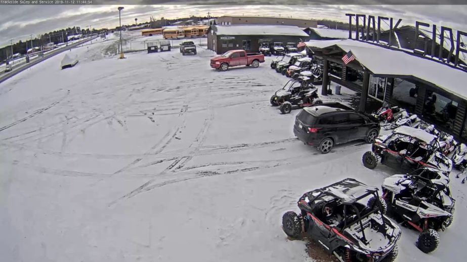 Live Cam Canada, Trackside Sales & Service, Olds, AB 19