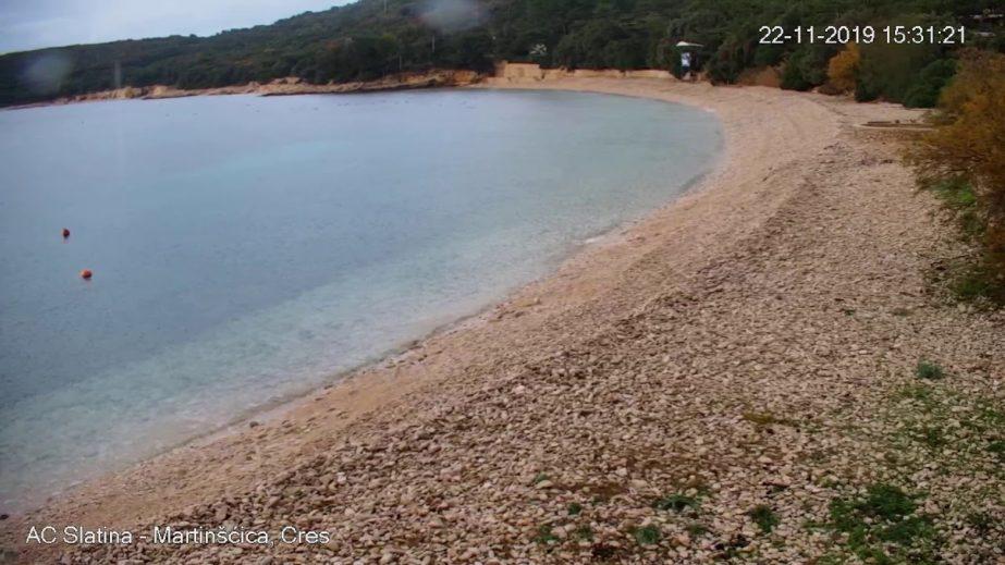 Live Cam Croatia, Camping Slatina, Vidovići 7