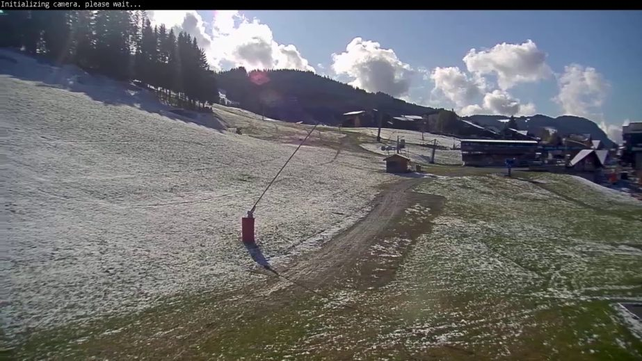 Live Cam France, Les Gets Ski Resort 2 17