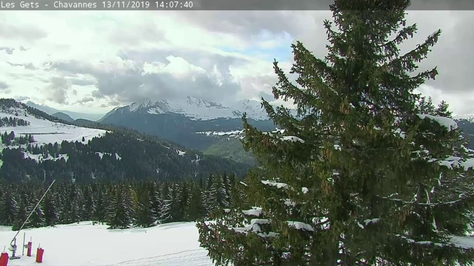 Live Cam France, Les Gets Ski Resort 18