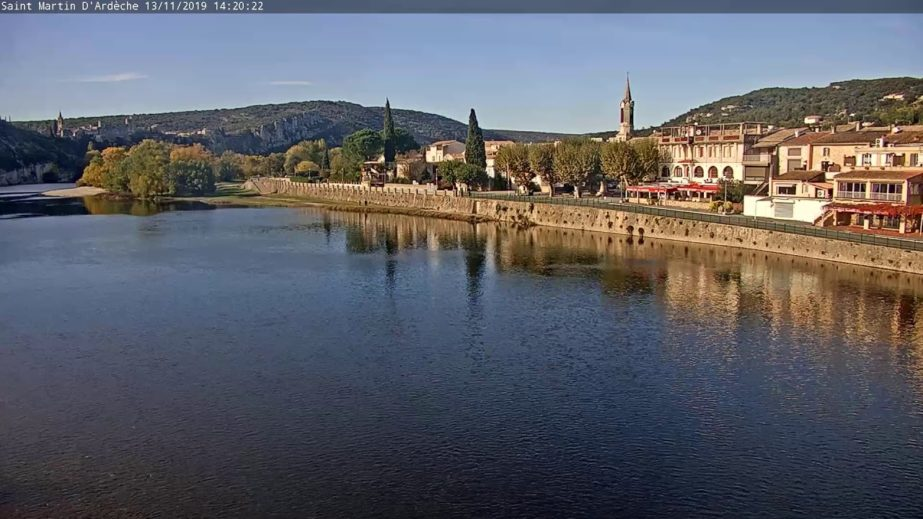 Live Cam France, Saint-Martin-d'Ardèche 12