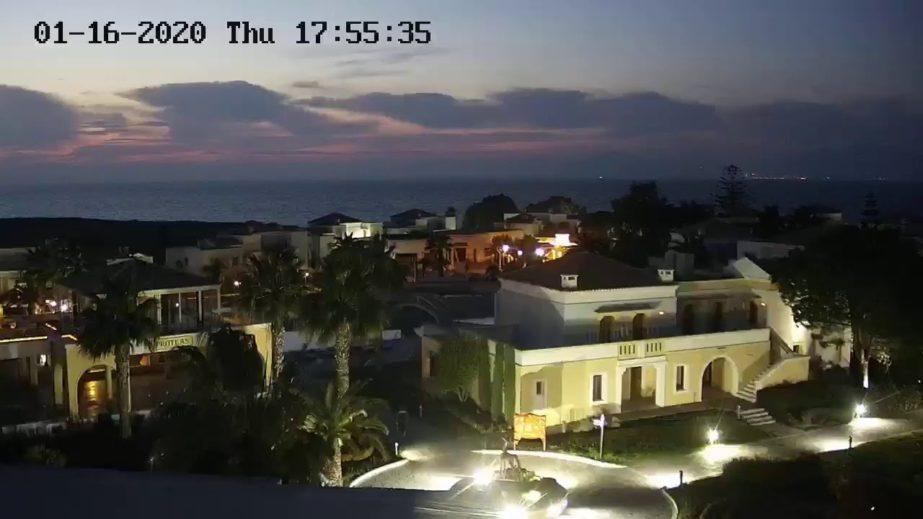 Live Cam Greece, Neptune Hotels Resort, Kos