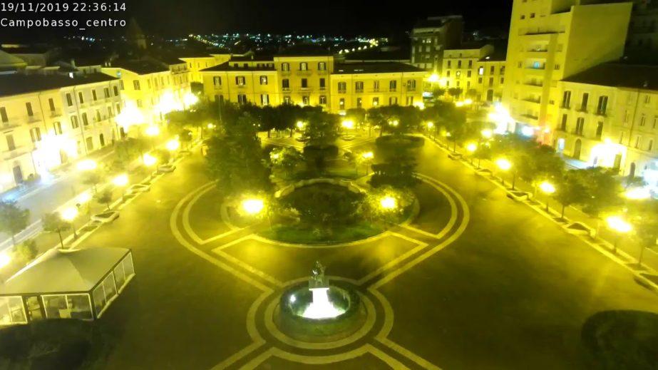 Live Cam Italy, Campobasso City 19