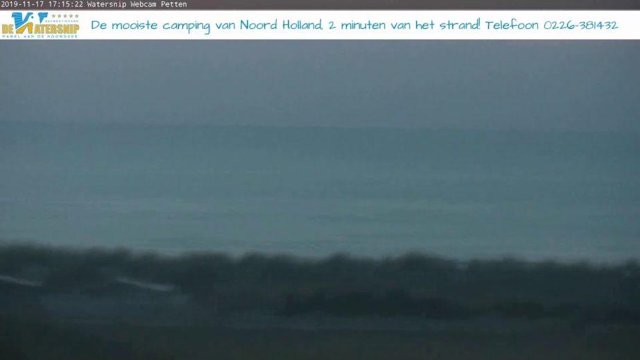 Live Cam Netherlands, Petten Beach 16