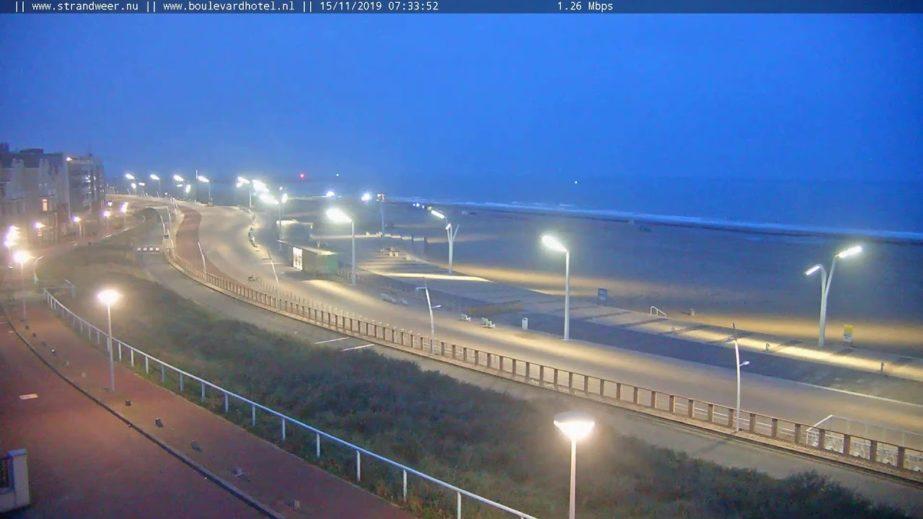 Live Cam Netherlands, Scheveningen Beach 7