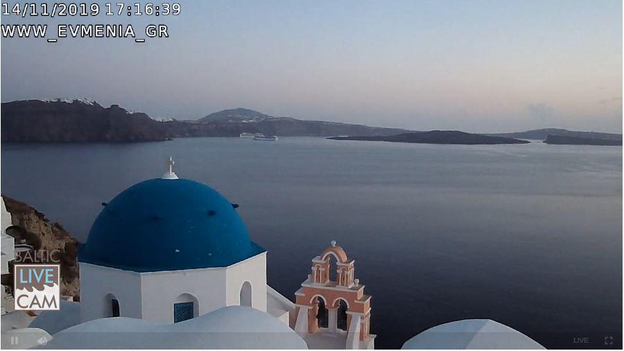 Live Cam Santorini