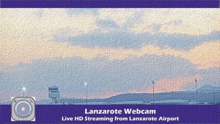 Live Cam Spain. Lanzarote Airport, Las Palmas, Canary Islands. 9