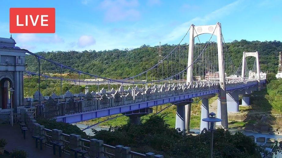 Live Cam Taiwan, Daxi Bridge Taoyuan City 14