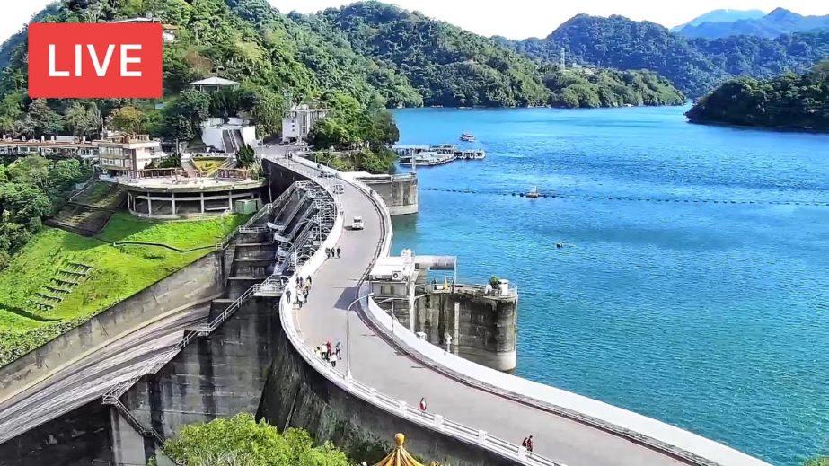 Live Cam Taiwan, Shihmen Dam Taoyuan City 15