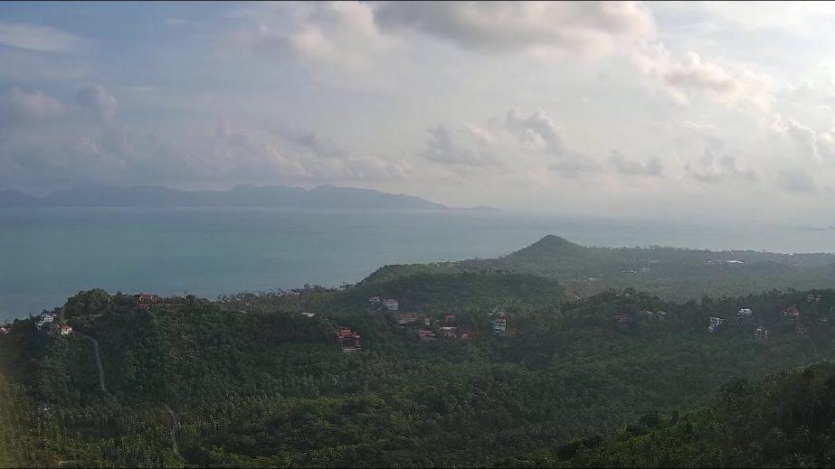 Live Cam Thailand, Bang Por Hills, Koh Samui 15