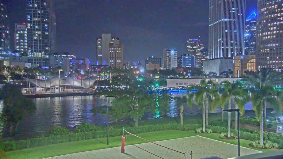 Live Cam USA, Hillsborough River, Florida 10