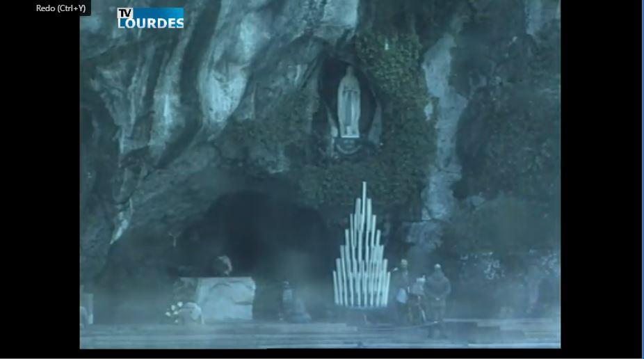 Live Cam France, Notre Dame De Lourdes 4