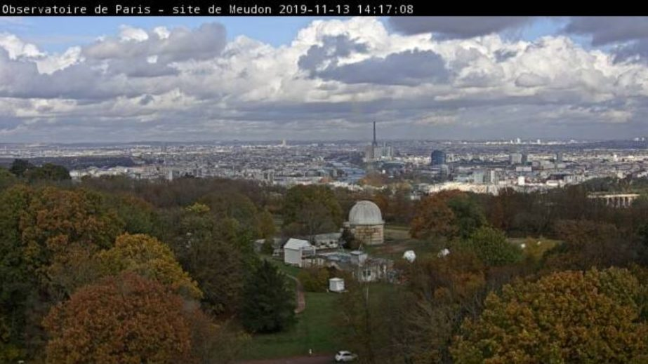 Live Cam Paris, City View France 21