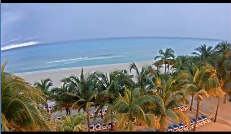 Live Cam Mexico, Viva Wyndham Maya Resort, Playa del Carmen 9