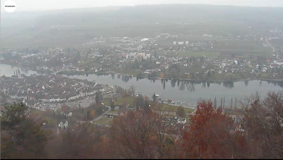 Live Cam Switzerland, Stein am Rhein City View 21