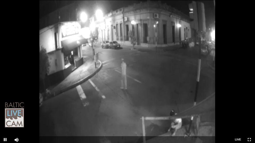 Live cam Uruguay, Salto Street View 1