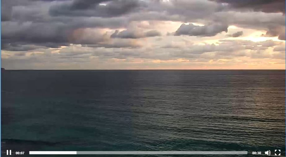 Live Cam Cala Major, Nixe Palace Hotel Beach, Spain