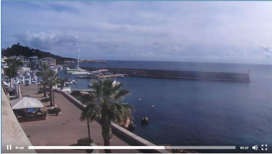 Cala Ratjada Webcam