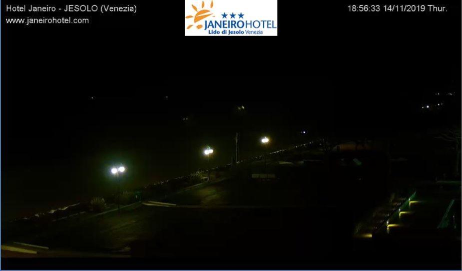 Live Cam Italy, Lido di Jesolo, Hotel Janeiro 4