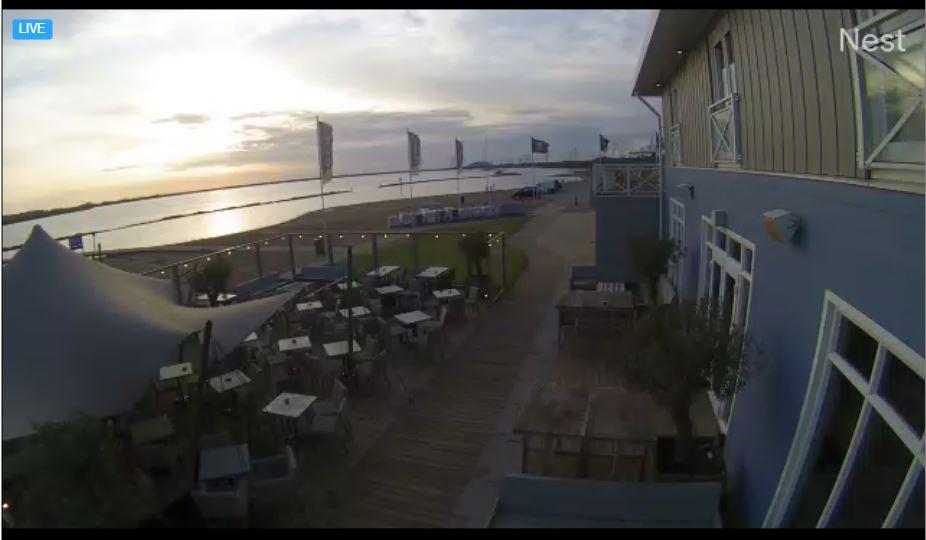 Live Cam Netherlands, Brunotti Beachclub, Oostvoorne 2