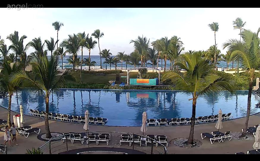 live cam dominican republic