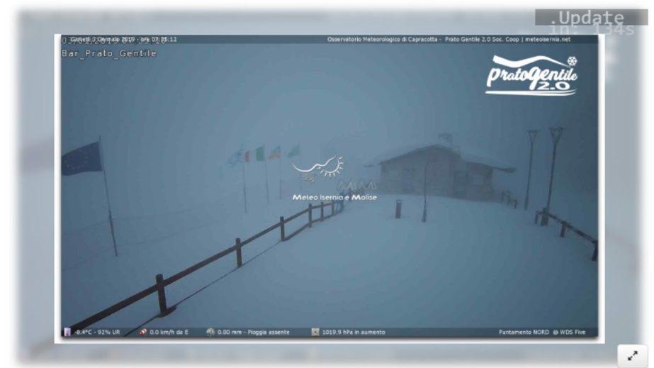 Live Cam Italy, Campitello Matese Ski Resort, Molise 13