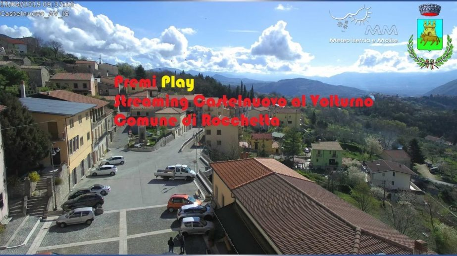 Live Cam Italy, Roccamandolfi, Isernia 15