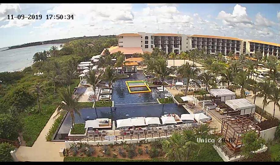 Live Cam Mexico, Riviera Maya Resort 3