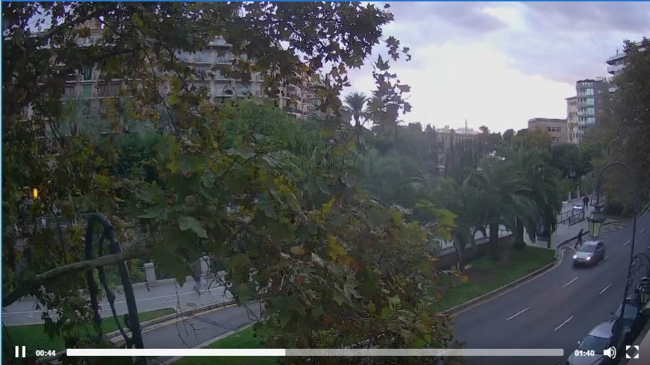 Live Cam Palma, Torrent de Sa Riera Canal, Spain 4