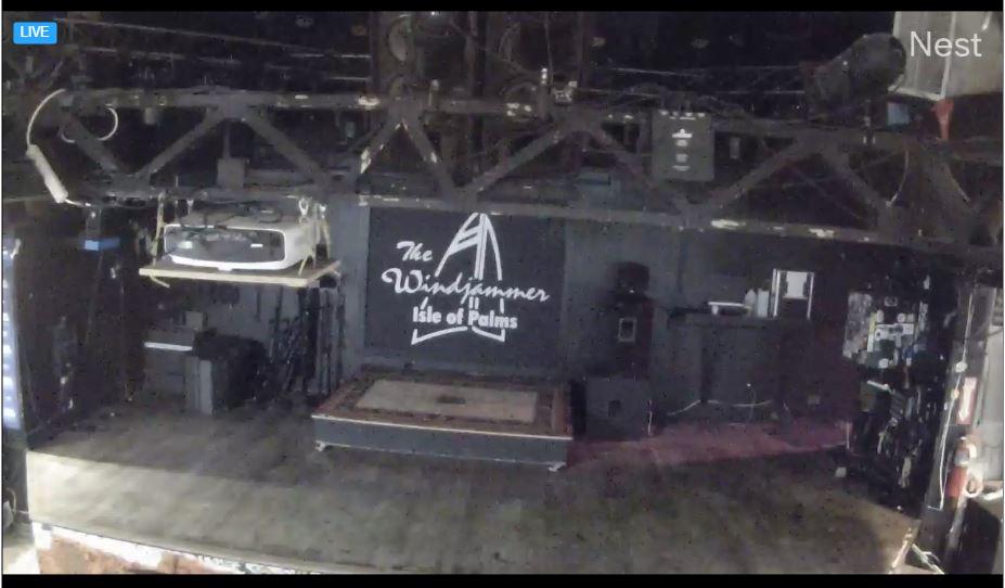 Live Cam USA, The Windjammer Bar, Isle of Palms, SC 23
